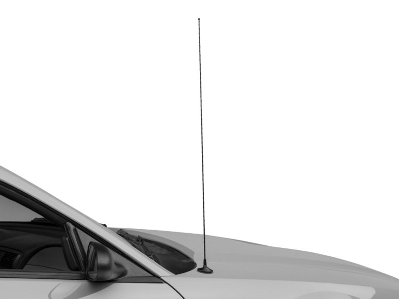 Ford Replacement Black Antenna (99-04 All)