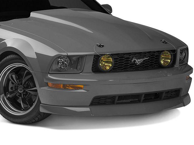 SpeedForm Chin Spoiler; Pre-Painted (05-09 GT)
