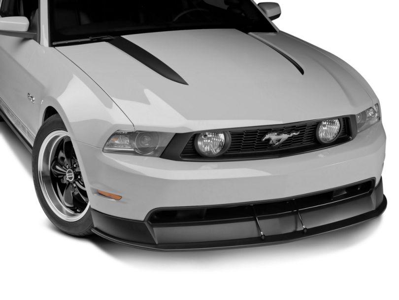 RTR Front Chin Spoiler w/ Splitter (10-12 GT)