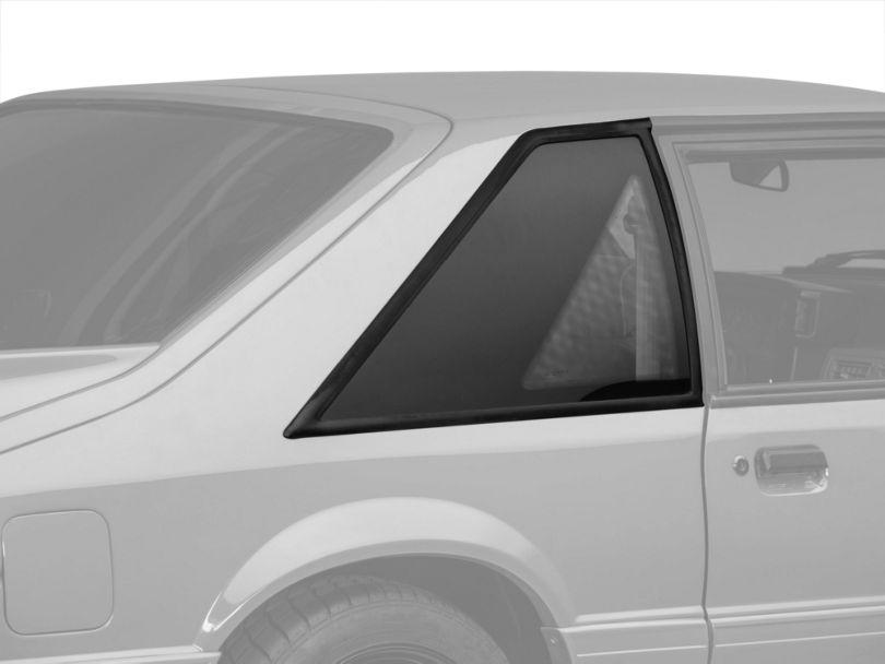 Scott Drake Replacement Quarter Windows (87-93 Hatchback)