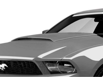 SpeedForm Hood Scoop - Pre-painted (10-12 GT, V6)