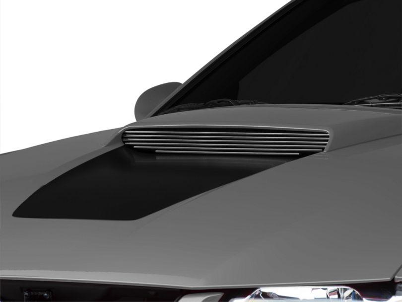 Modern Billet Black Hood Scoop Billet Insert (99-04 GT)