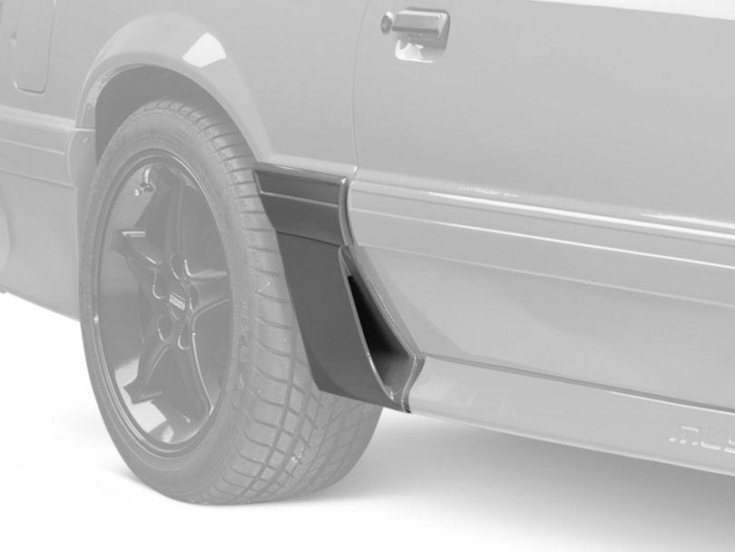 OPR Right Side Quarter Molding w/ Side Scoop - Side (87-93 GT)