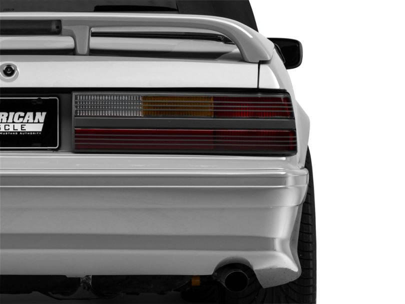 Axial Replacement Cobra Style Tail Light Lens - Right Side (87-93 All)