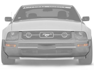 OPR Front Bumper Cover - Unpainted (05-09 V6)