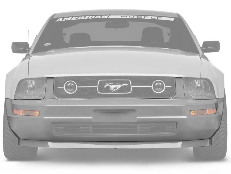 OPR Front Bumper Cover - Unpainted (05-09 V6)