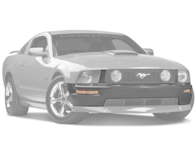 OPR Front Bumper Cover; Unpainted (05-09 GT)