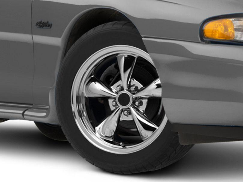 Bullitt Chrome Wheel - 17x8 (94-98 All)
