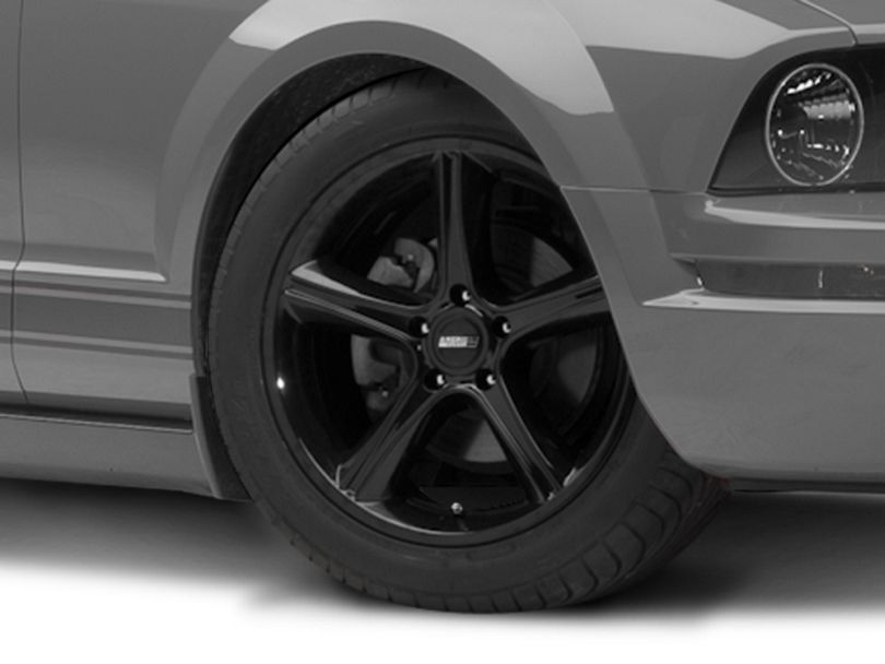 2010 GT Premium Style Black Wheel - 18x9 (05-09 GT, V6)