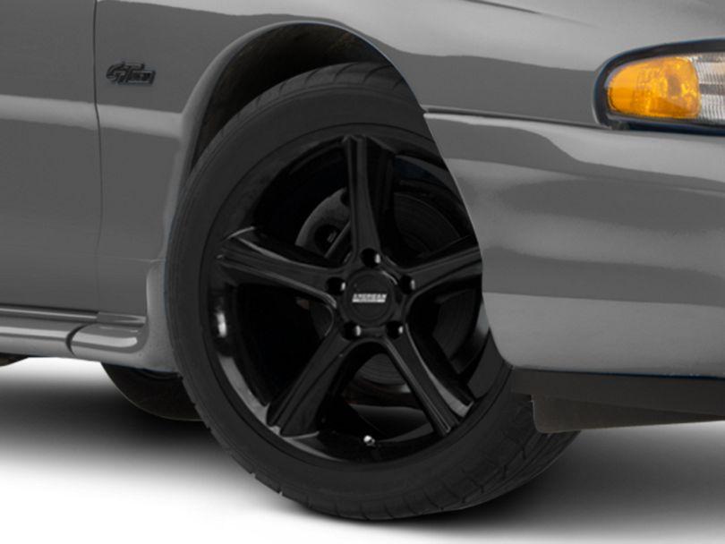2010 GT Premium Style Black Wheel; 18x9 (94-98 All)