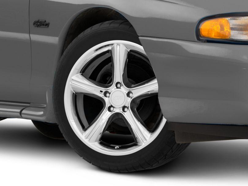 2010 GT Premium Style Chrome Wheel; 18x9 (94-98 All)