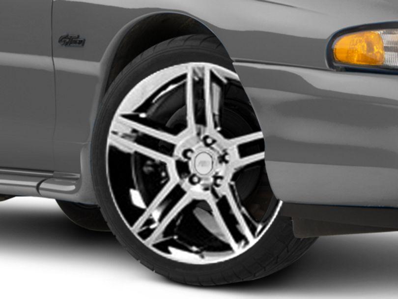 2010 GT500 Style Chrome Wheel - 19x8.5 (94-98 All)