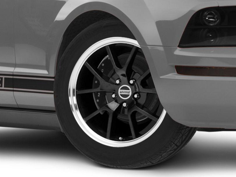 FR500 Style Black Wheel - 18x9 (05-09 All)