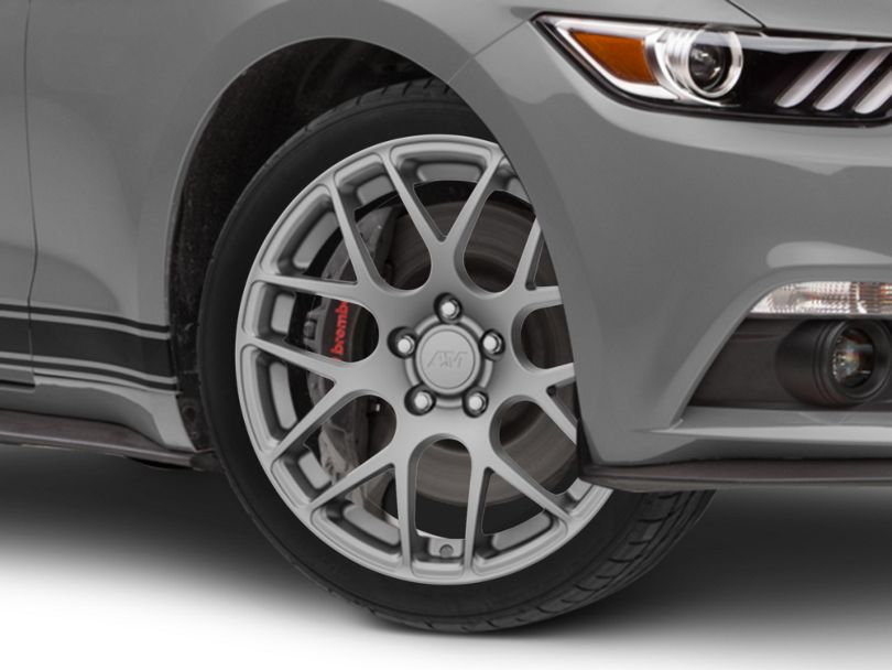 AMR Charcoal Wheel; 18x9 (15-20 EcoBoost, V6)