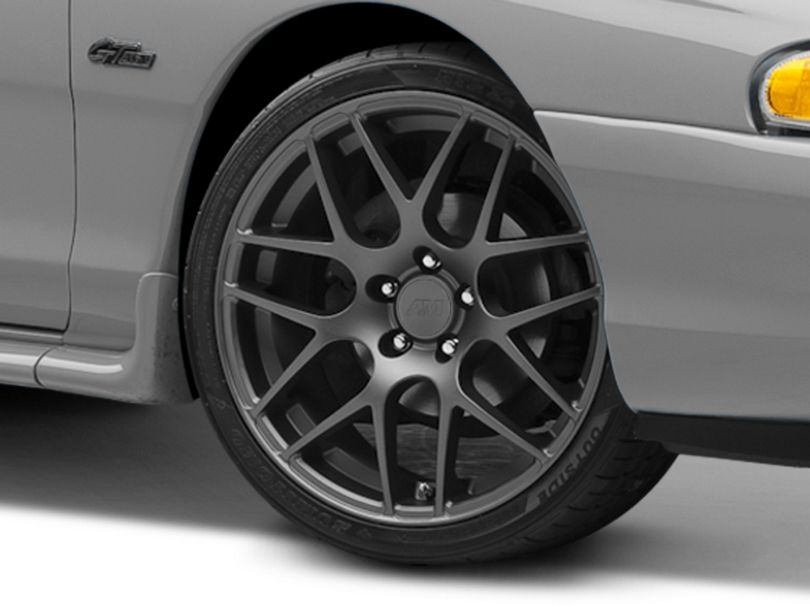 AMR Charcoal Wheel - 19x8.5 (94-98 All)