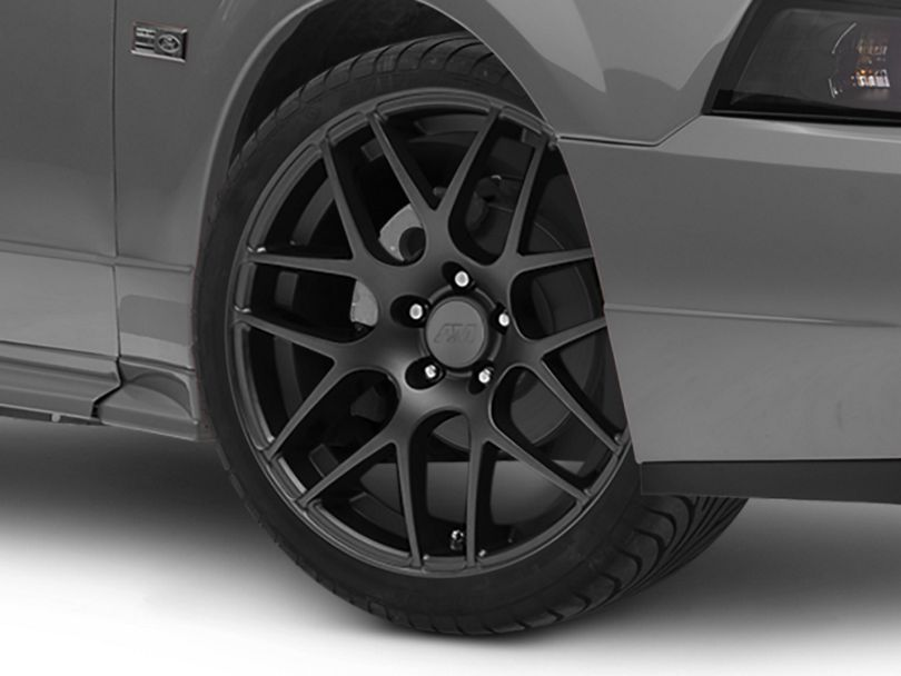 AMR Charcoal Wheel; 19x8.5 (99-04 All)