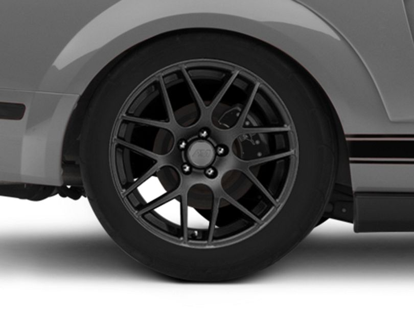 AMR Charcoal Wheel - 19x10 - Rear Only (05-09 All)
