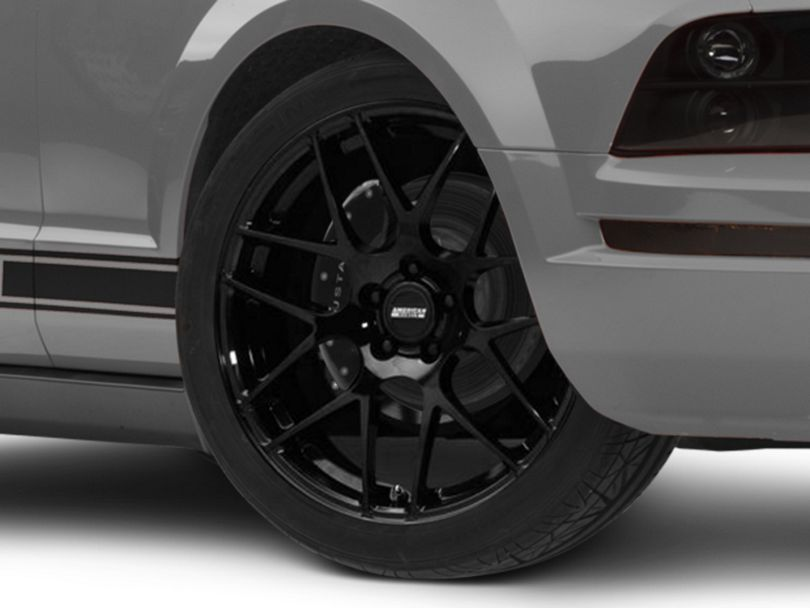 Forgestar F14 Monoblock Piano Black Wheel - 20x9 (05-09 All)