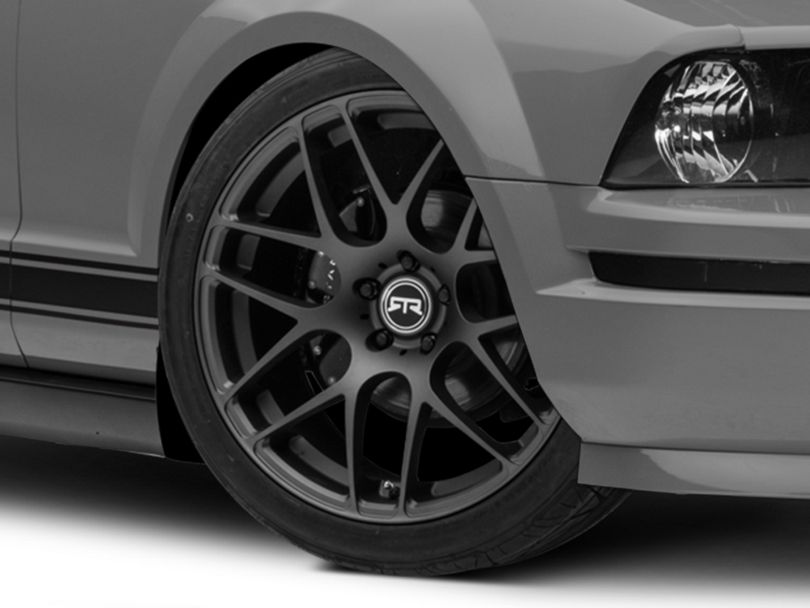 RTR Charcoal Wheel - 20x9 (05-09 All)