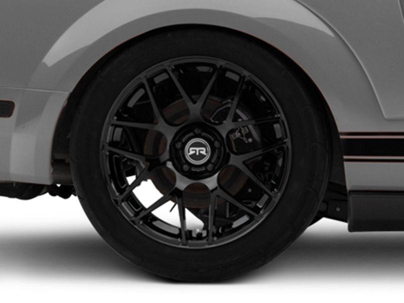 RTR Black Wheel - 19x8.5 (05-09 All)