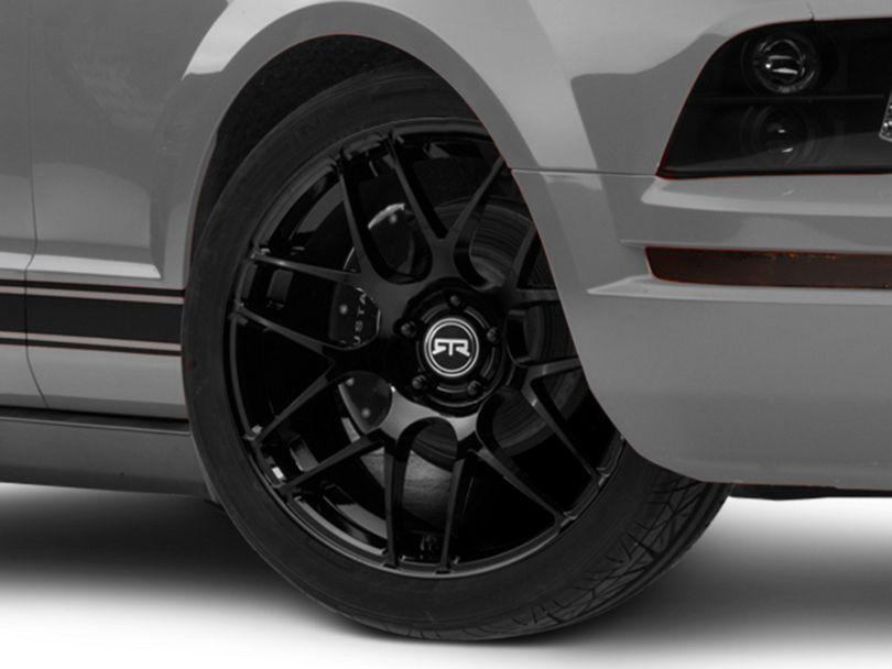 RTR Black Wheel - 20x9 (05-09 All)