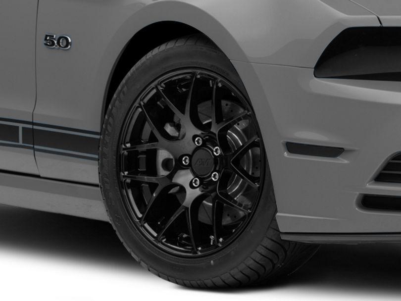 AMR Black Wheel - 18x8 (10-14 All, Excluding 13-14 GT500)