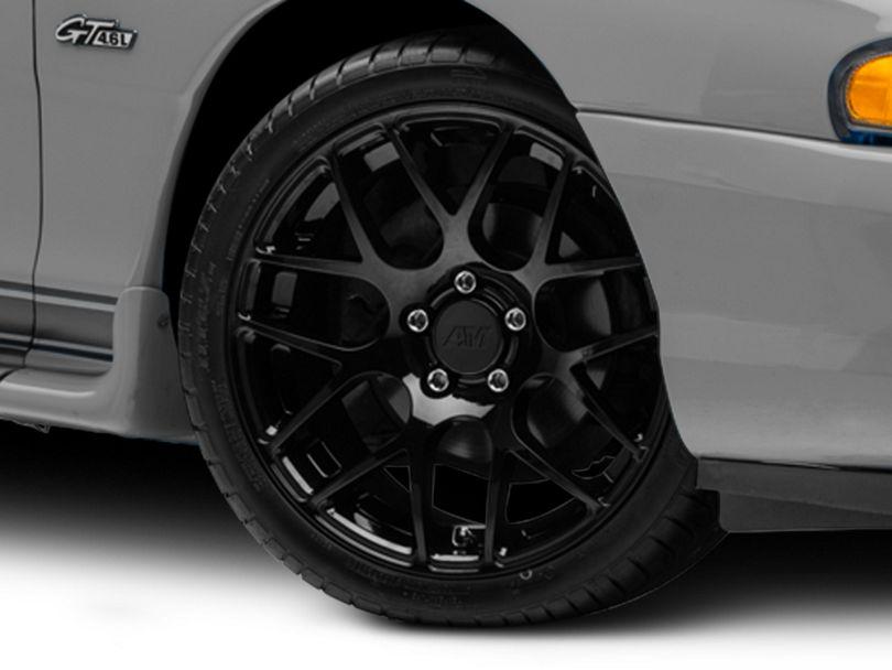 AMR Black Wheel - 18x9 (94-98 All)