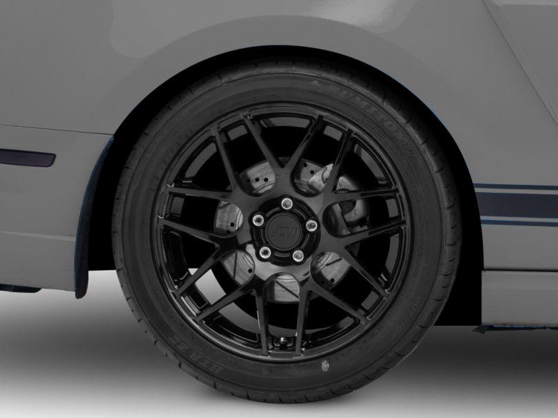 AMR Black Wheel - 19x8.5 (10-14 All)