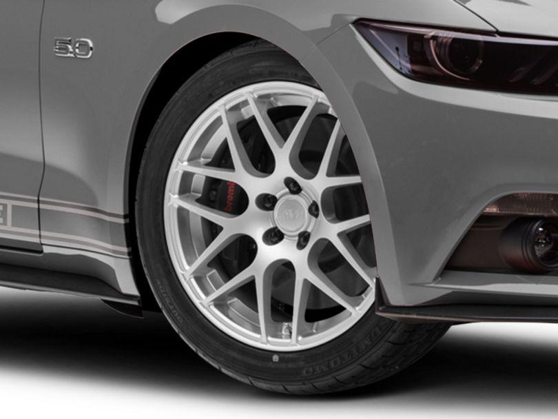 AMR Silver Wheel - 19x8.5 (15-20 GT, EcoBoost, V6)
