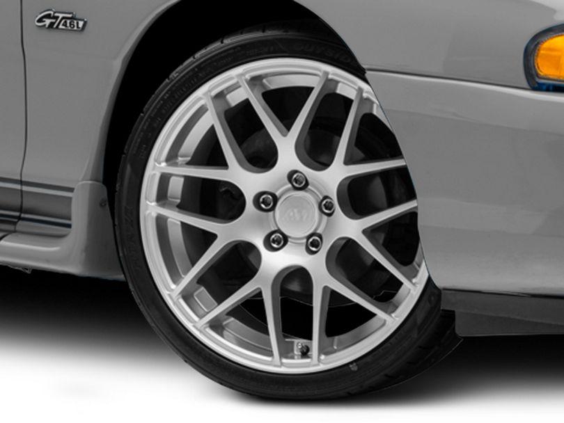 AMR Silver Wheel - 19x8.5 (94-98 All)
