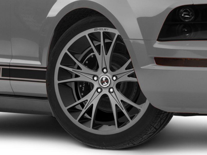 Shelby CS1 Gunmetal Wheel - 20x9 (05-09 All)