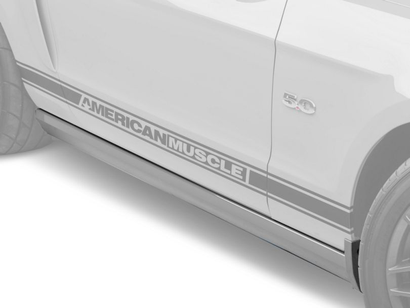 Ford 2013 Style Rocker Molding; Right Side (10-14 All)