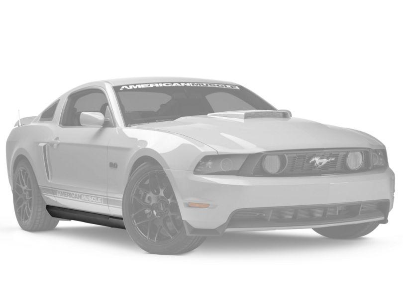 Ford 2010 Style Rocker Molding; Passenger Side (10-12 All)