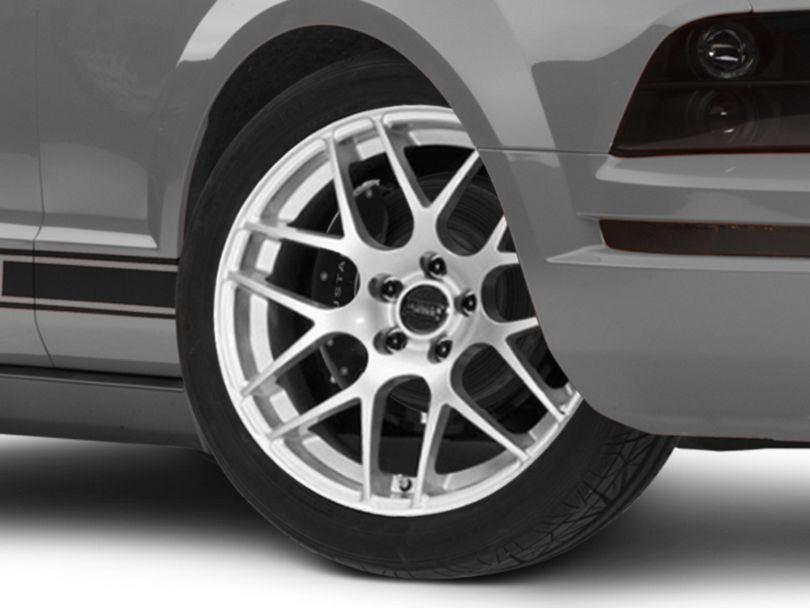 Forgestar F14 Monoblock Silver Wheel; 19x9.5 (05-09 All)