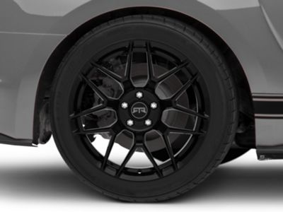 Add RTR Tech 7 Black Wheel - 19x10.5