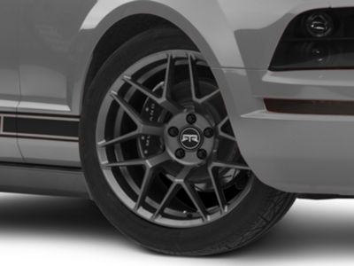 RTR Tech 7 Satin Charcoal Wheel - 19x9.5 (05-14 All)