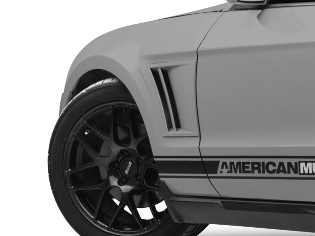 MMD Fender Vents - Pre-painted (10-14 All)