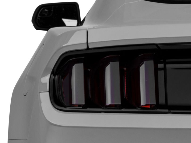 American Muscle Graphics Smoked Tail Light Tint (15-17 All)
