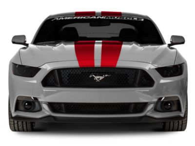 Red MMD V-Series Stripes (15-19 All)