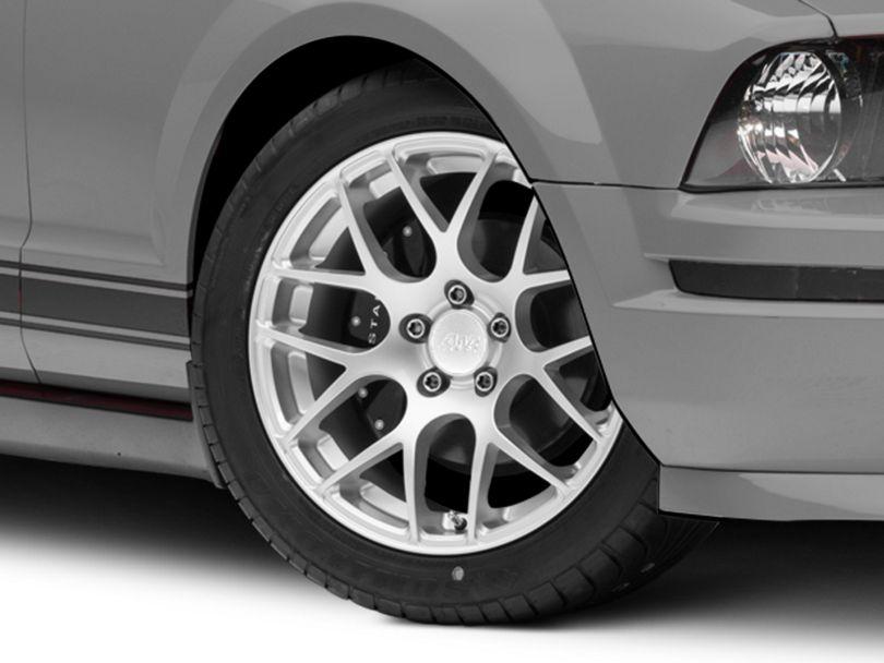 AMR Silver Wheel; 18x9 (05-09 All)
