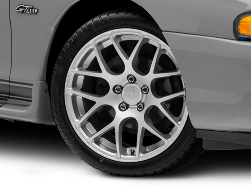 AMR Silver Wheel - 18x9 (94-98 All)