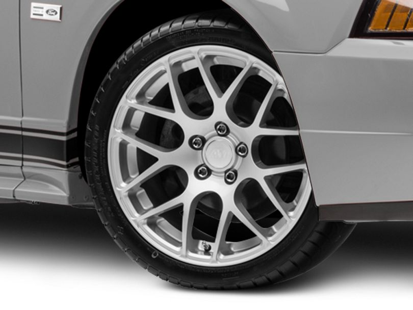 AMR Silver Wheel; 18x9 (99-04 All)