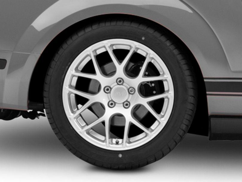 AMR Silver Wheel - 18x9 (05-09 All)