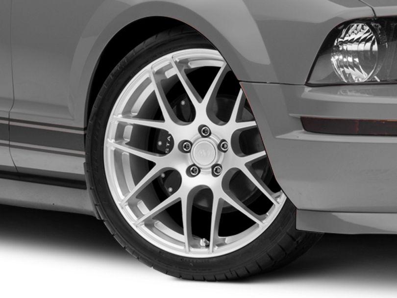 AMR Silver Wheel - 20x8.5 (05-09 All)