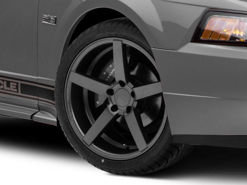 Rovos Durban Gunmetal Wheel; 18x9 (99-04 All)