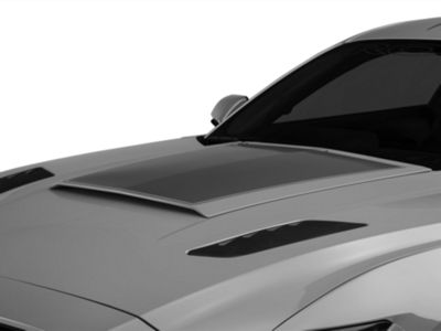 Roush Hood Scoop - Unpainted (15-17 GT, EcoBoost, V6)