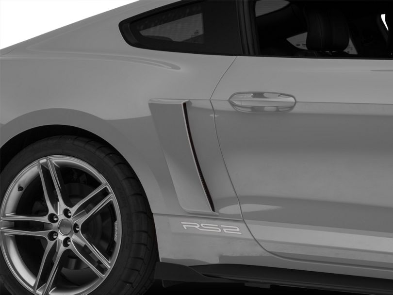 Roush Quarter Panel Side Scoops - Unpainted (15-20 All)