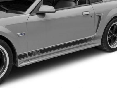Add Driver Side Mach 1 Rocker Stripe