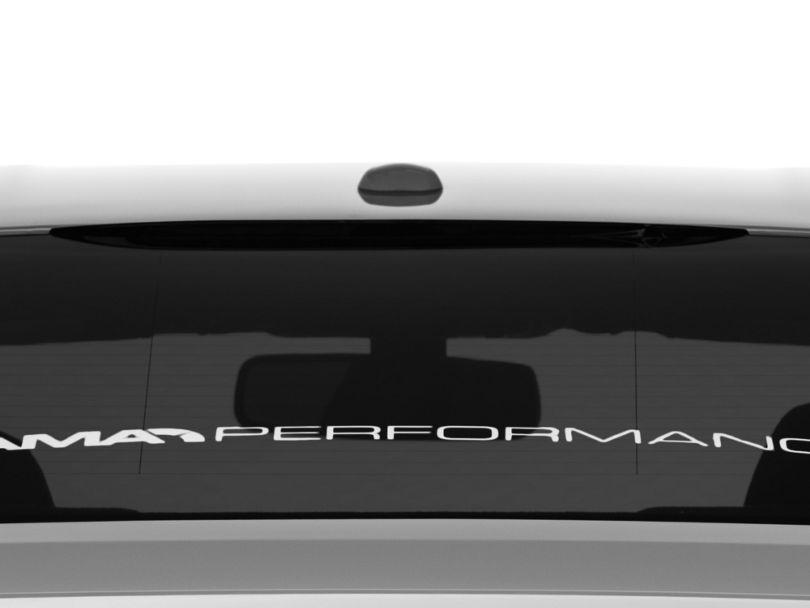 American Muscle Graphics Smoked Third Brake Light Tint (15-20 Fastback)