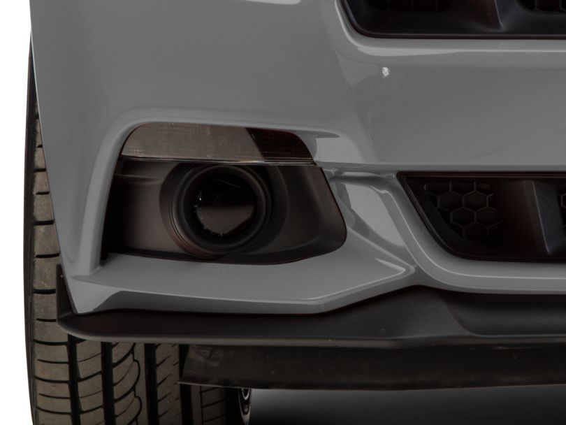 American Muscle Graphics Smoked Fog Light Tint (15-17 GT, EcoBoost)